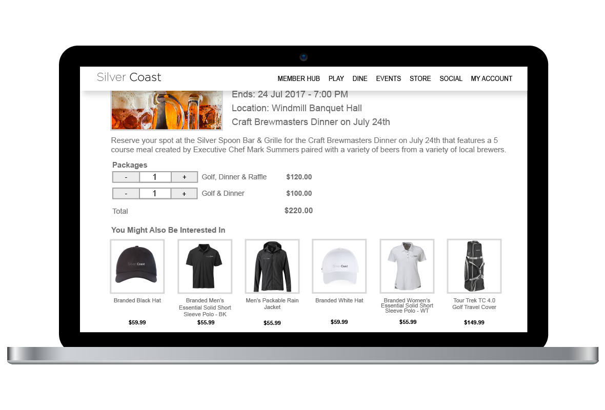 eCommerce Recommendations Example