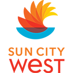 Sun City West Logo